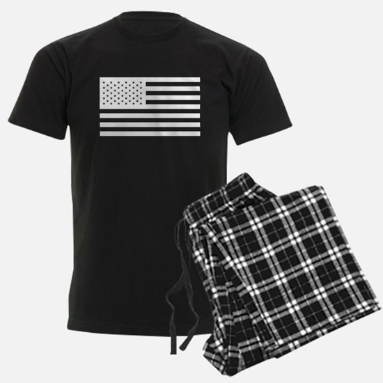 Subdued US Flag Tactical Pajamas