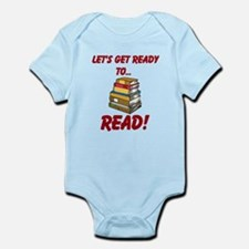 Lets Get Ready to Read! Body Suit