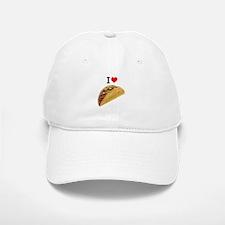 I Love Tacos Baseball Baseball Baseball Cap