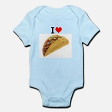 I Love Tacos Body Suit