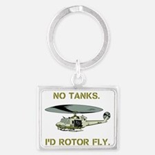 No Tanks. Id Rotor Fly. Keychains