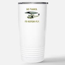 No Tanks. Id Rotor Fly. Travel Mug