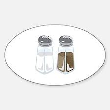 Salt Pepper Shakers Decal