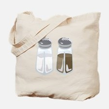Salt Pepper Shakers Tote Bag