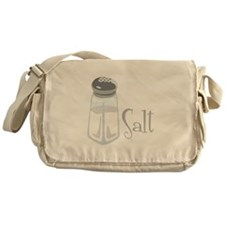 Salt Messenger Bag