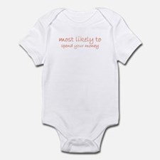 Most Likely Infant Bodysuit