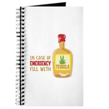 In Case Of Emergency Fill With Journal
