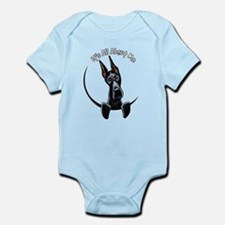 Great Dane IAAM Infant Bodysuit