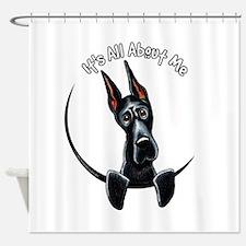 Great Dane IAAM Shower Curtain