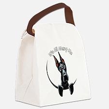 Great Dane IAAM Canvas Lunch Bag