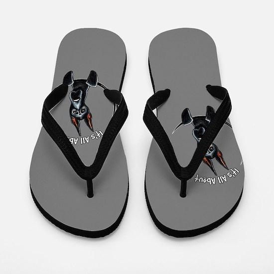 Great Dane IAAM Flip Flops