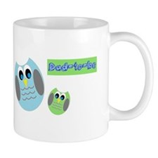Dad-to-be Owls Mugs