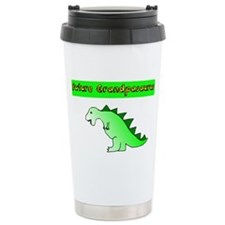 Future Grandpasaurus Travel Mug