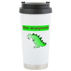 Future Grandpasaurus Travel Mug