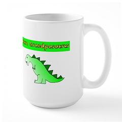 Future Grandpasaurus Mugs