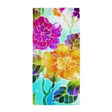 03 Asia Batik Art Beach Towel