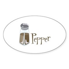 Pepper Decal
