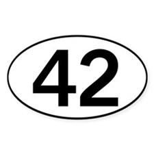 42 Decal