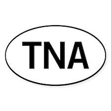 TNA Decal