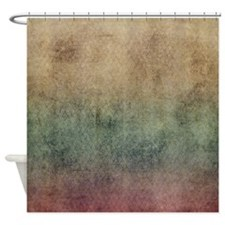 Tan Tones Shower Curtain