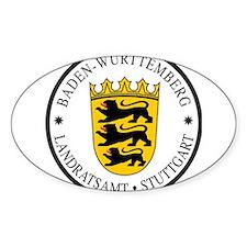 Stuttgart Decal
