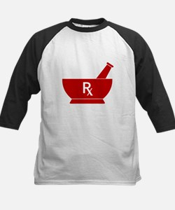 Red Mortar and Pestle Rx Tee