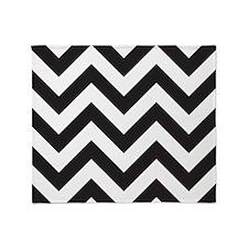 Chevron Pattern Throw Blanket