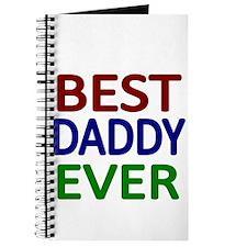 BEST DADDY EVER Journal