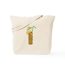 Tiki Mug Drink Tote Bag