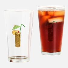 Tiki Mug Drink Drinking Glass