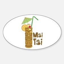 Mai Tai Decal