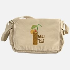 Mai Tai Messenger Bag