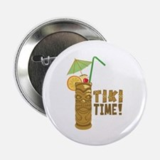 "Tiki Time! 2.25"" Button"