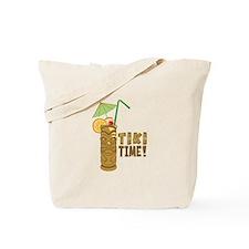 Tiki Time! Tote Bag