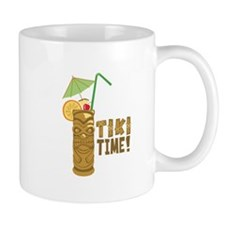 Tiki Time! Mugs