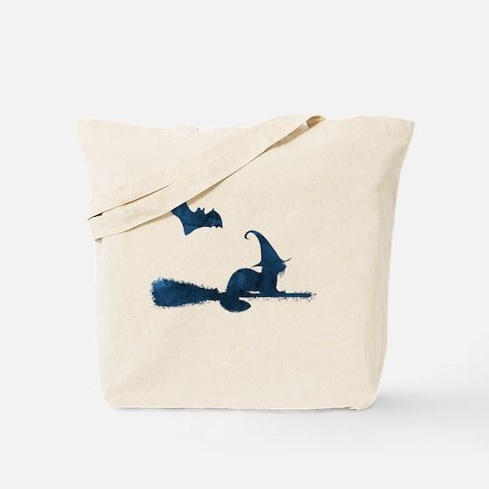 Funny Halloween themes Tote Bag
