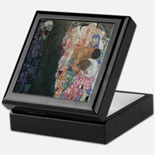 Death and Life Keepsake Box