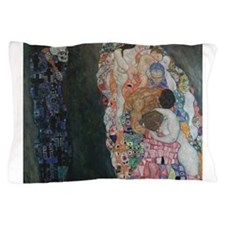 Death and Life Pillow Case