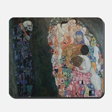 Death and Life Mousepad