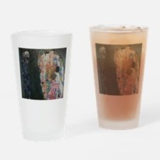 Death and Life Drinking Glass