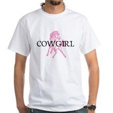 pink horse cowgirl Shirt