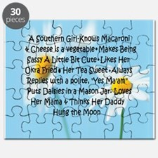 Southern Girl Puzzle