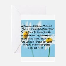 Southern Girl Greeting Cards