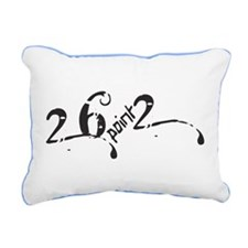 26.2 - 26 point 2 Rectangular Canvas Pillow