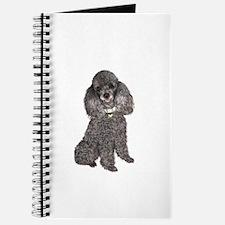 Poodle (Min-Slvr) Journal