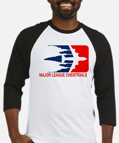 Major League Chemtrails Baseball Jersey