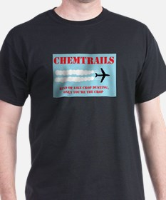 2-chemtrails 3 T-Shirt