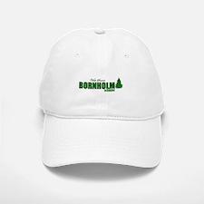 Visit Scenic Bornholm, Denmar Baseball Baseball Cap