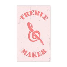 Treble Maker Decal