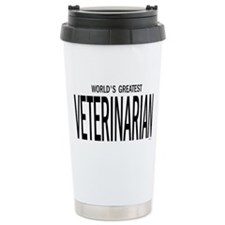 Funny Veterinary funny Travel Mug